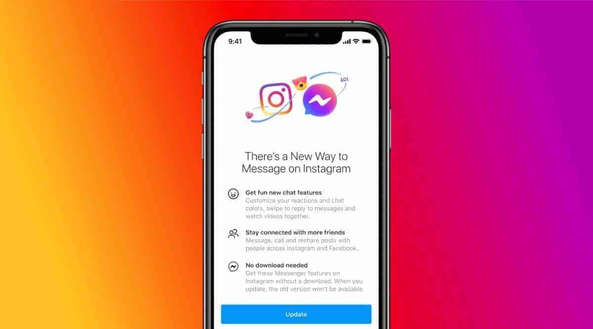 O que são as APIs do Instagram Messenger
