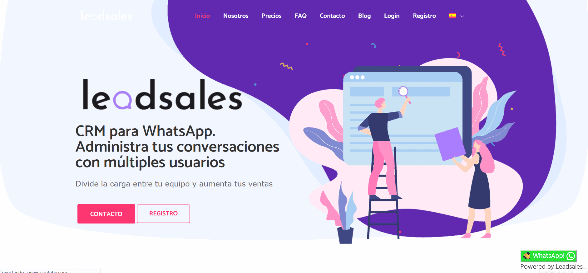 Leadsales