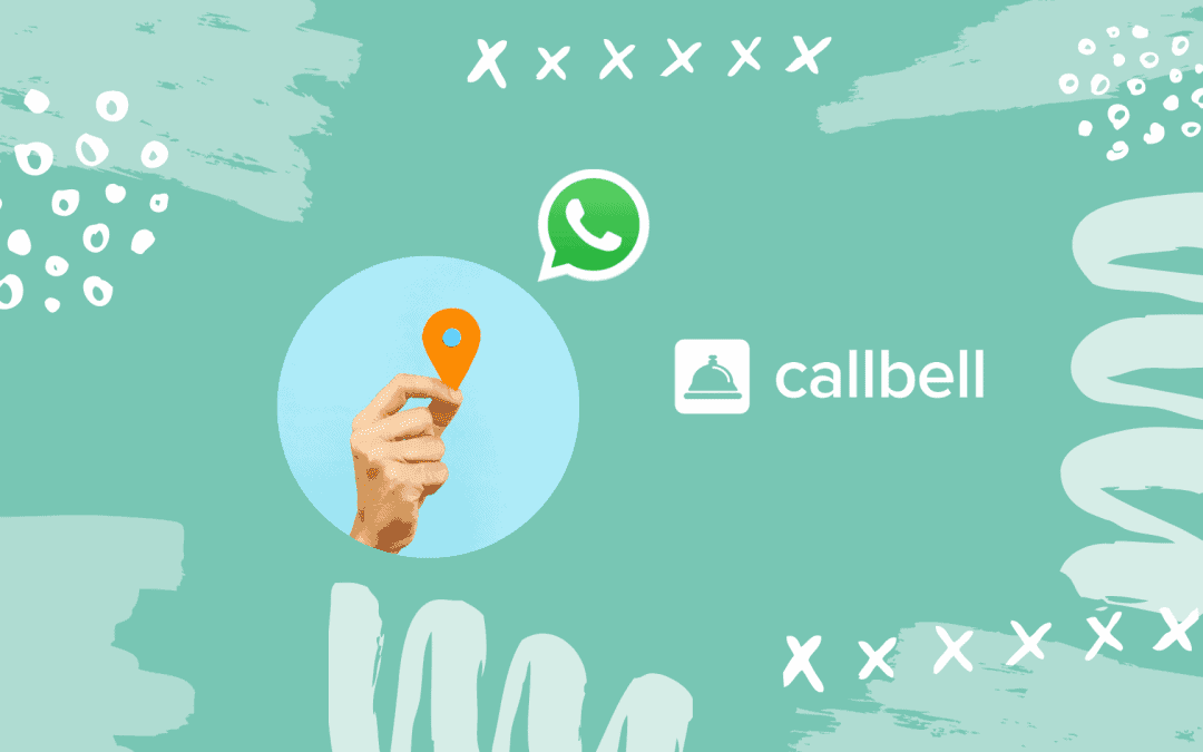 How to share your location via WhatsApp?