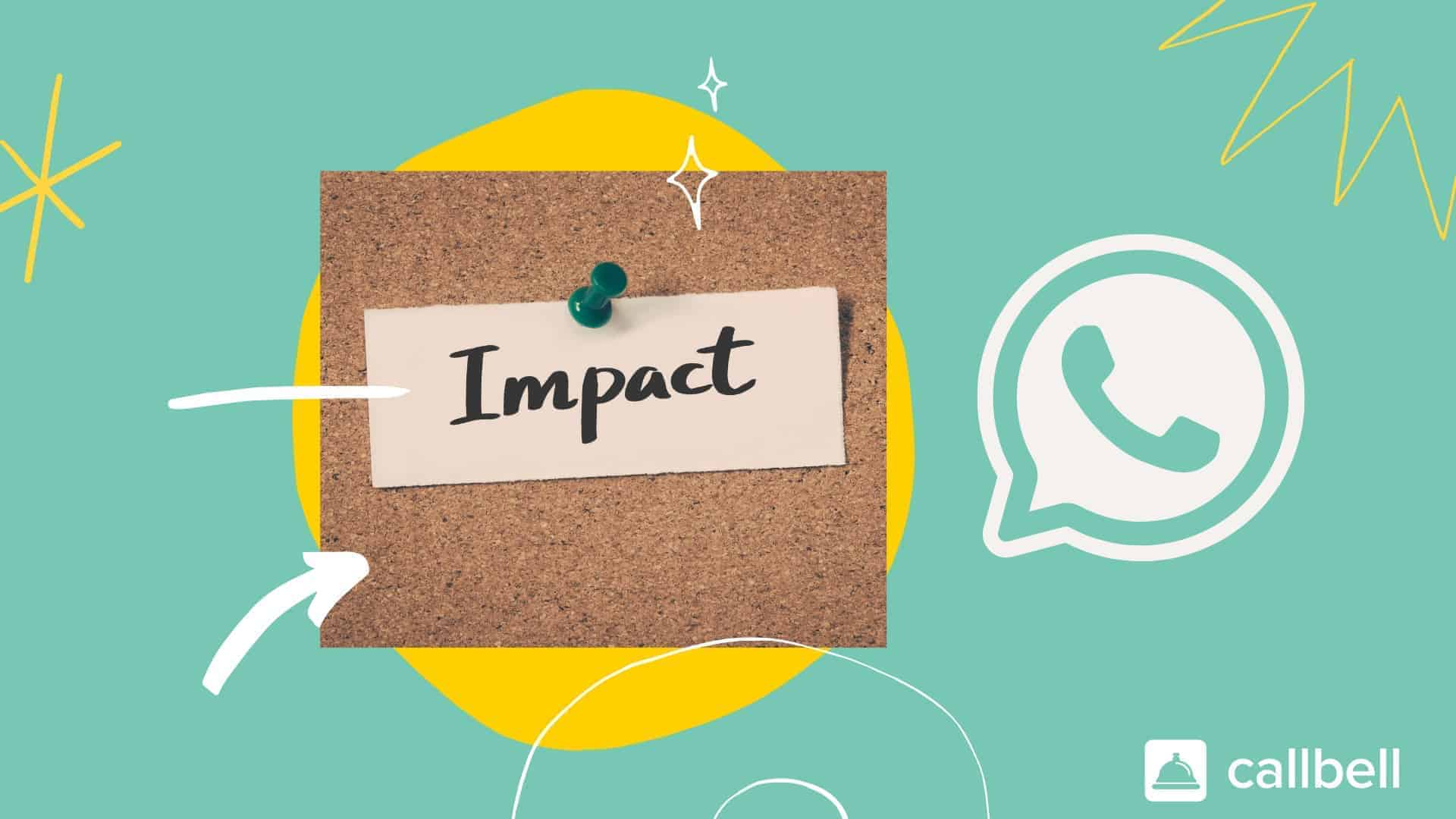 What impact WhatsApp has had for business