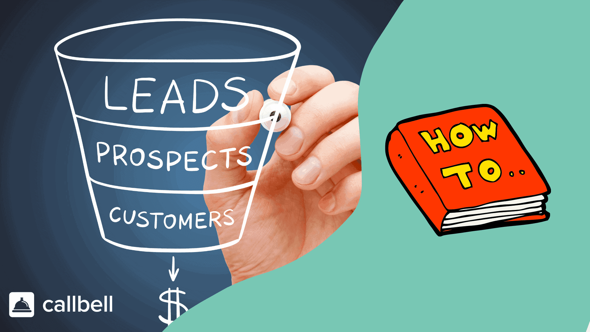 How does a sales funnel work?