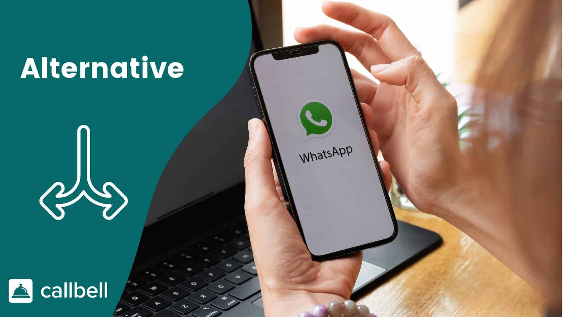 Alternativa a WhatsApp Web su 4 schermi o più dispositivi