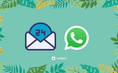 How do temporary messages on WhatsApp work?